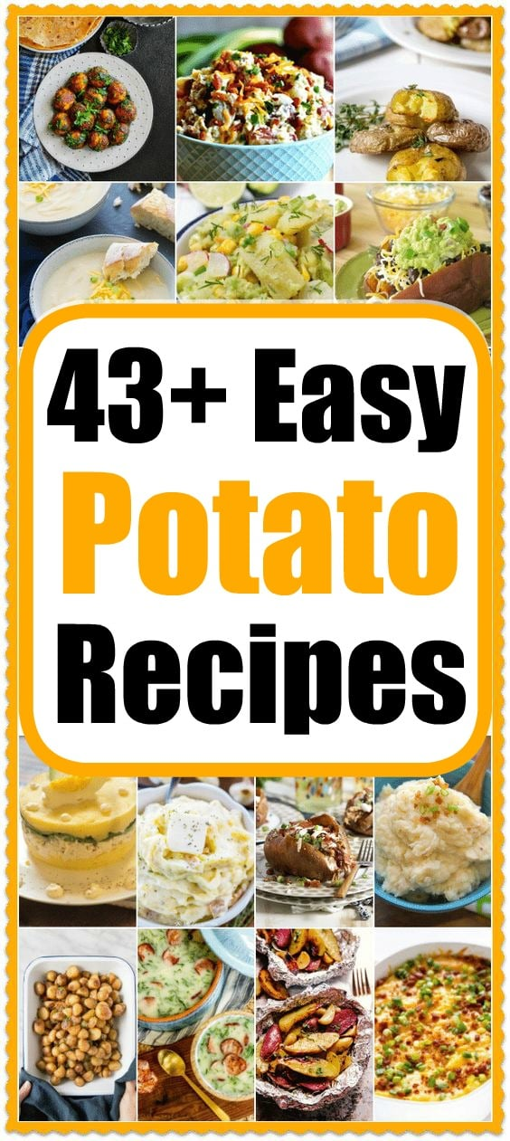 potato recipe ideas