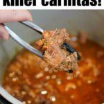 pressure cooker carnitas