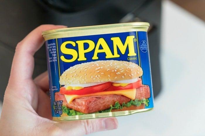 spam recipe