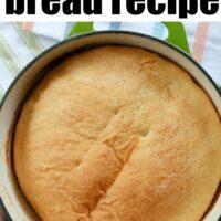 Baking Bread in a Dutch Oven