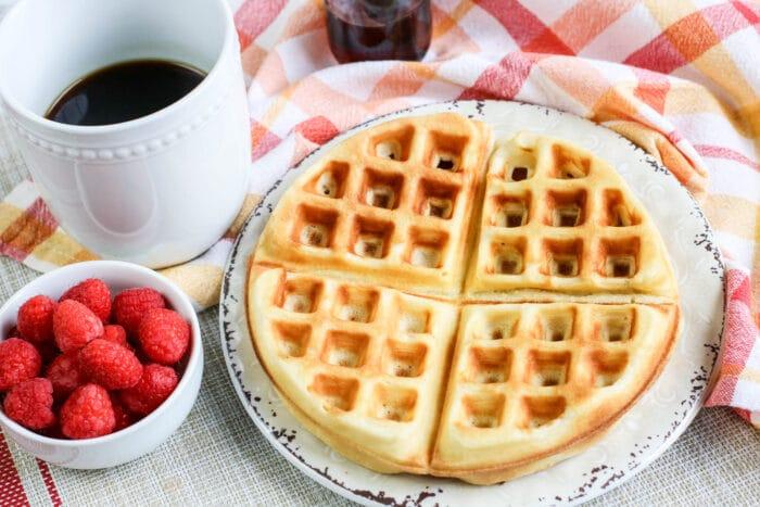 Homemade Waffles Sample 4-1