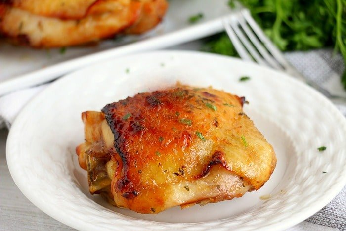 Marinated Chicken in Air Fryer