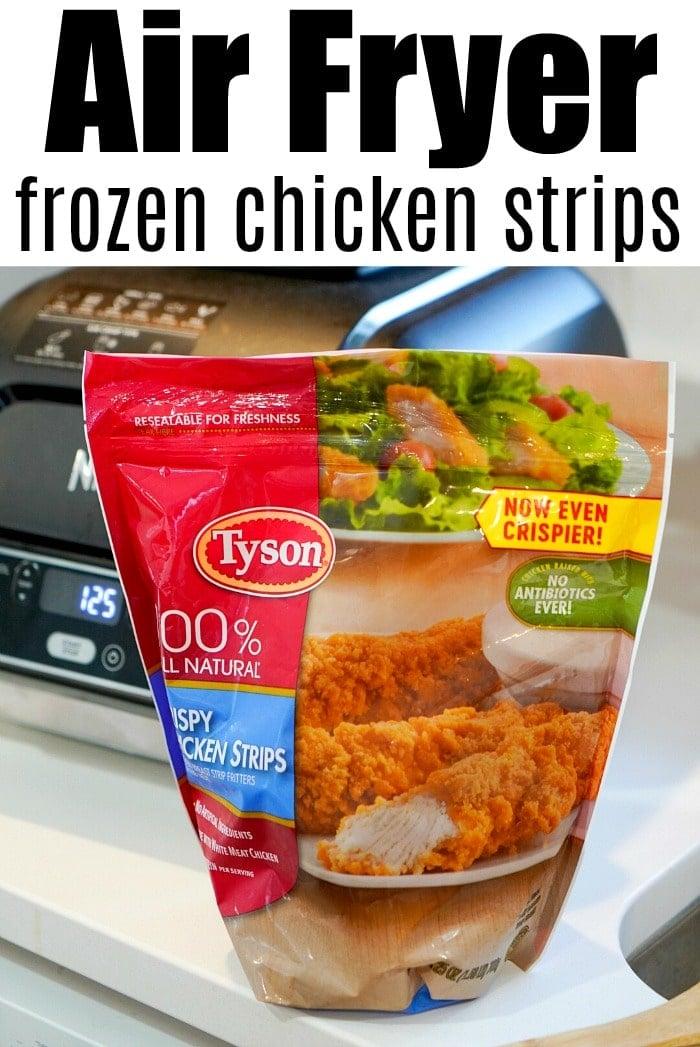 air fryer frozen chicken