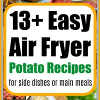 air fryer potato recipes
