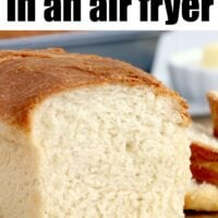 air fryer bread