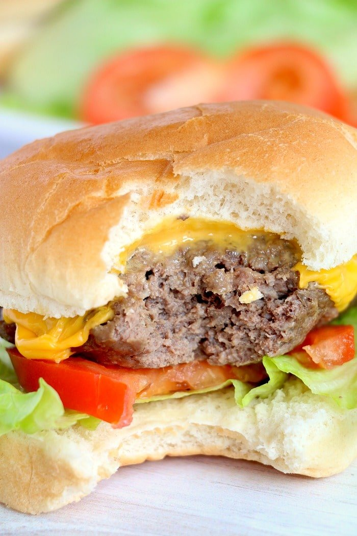 Instant Pot Hamburgers