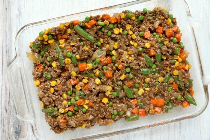 Shepherd's Pie with Ground Beef
