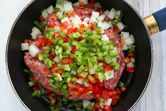 air fryer ground beef recipe