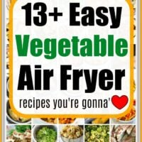 air fryer vegetable recipes