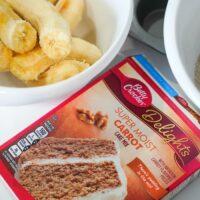 cake mix muffin recipe