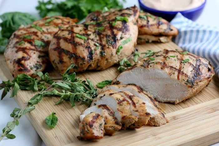 easy chicken marinade recipe