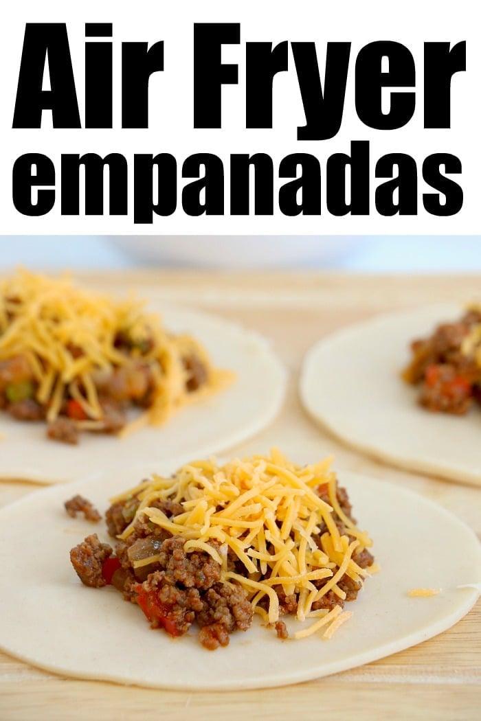 empanadas in air fryer