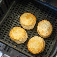 how to cook Frozen Biscuits