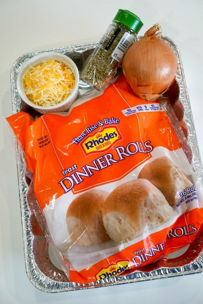 rhodes dinner rolls