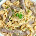 beef and noodles instant pot