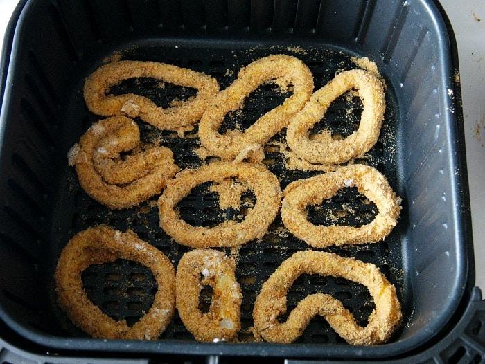 fried calamari recipe