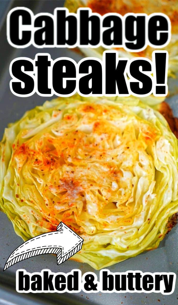 cabbage steak recipe