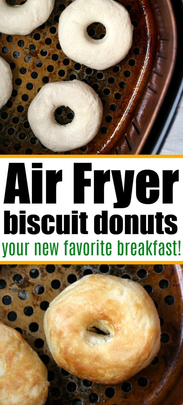 how to make donuts with biscuits