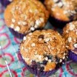 huckleberry muffin recipe