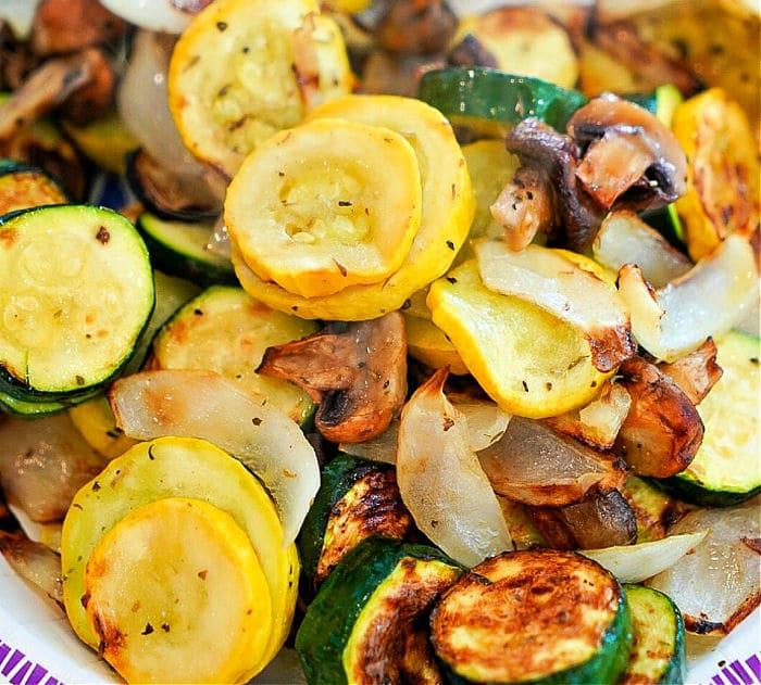 ninja foodi vegetables