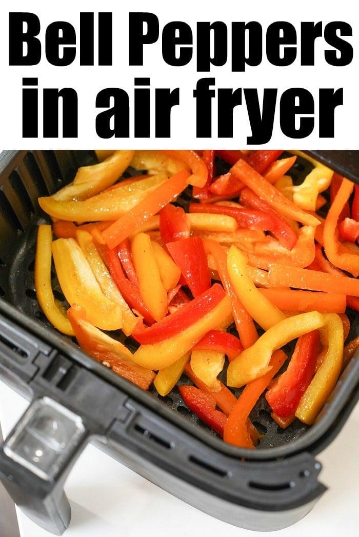 peppers in air fryer