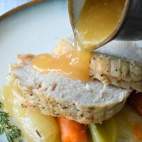 pressure cooker frozen turkey breast