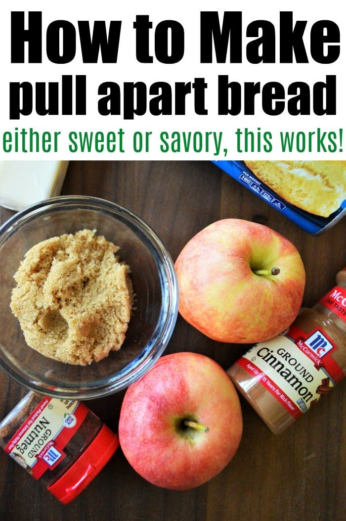 pull apart bread recipe