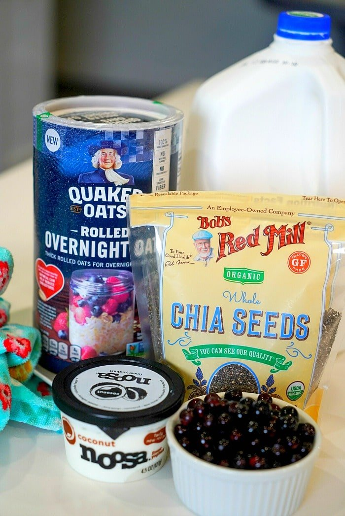 simple overnight oats