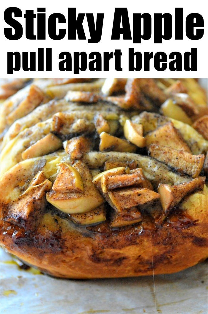 sweet pull apart bread