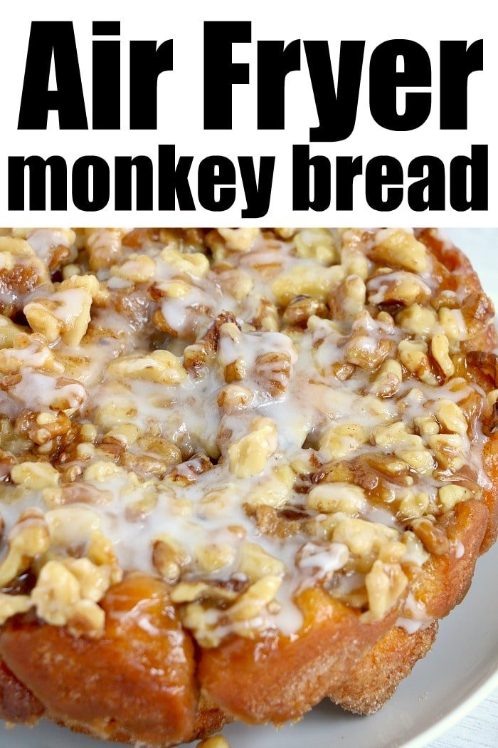 air fryer monkey bread