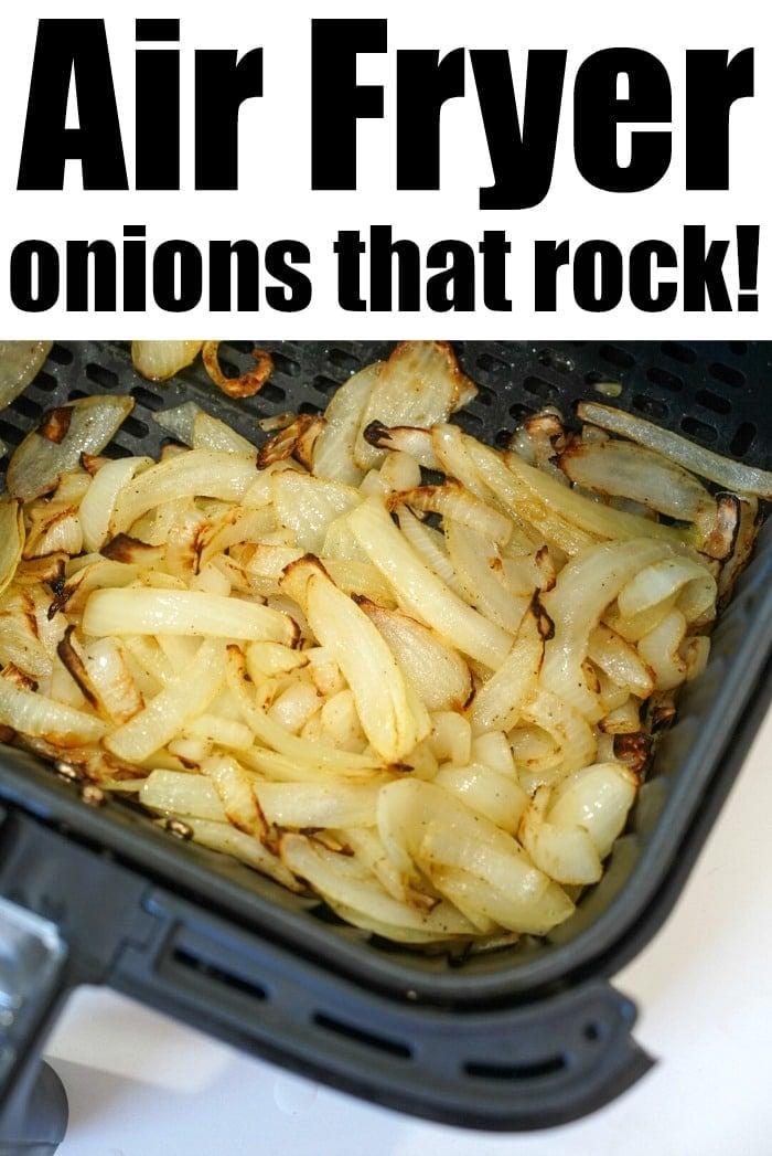 air fryer onion