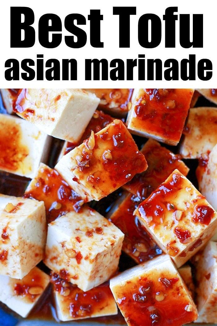baked tofu marinade