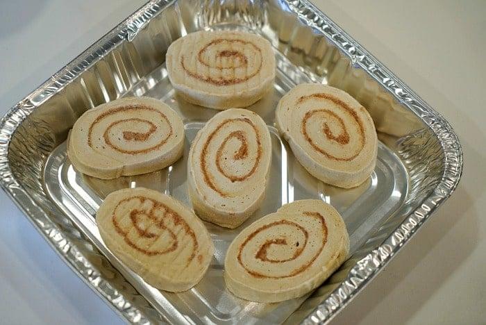 frozen cinnamon rolls