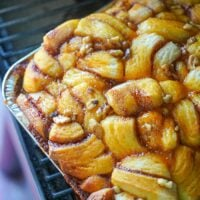 smoked monkey bread