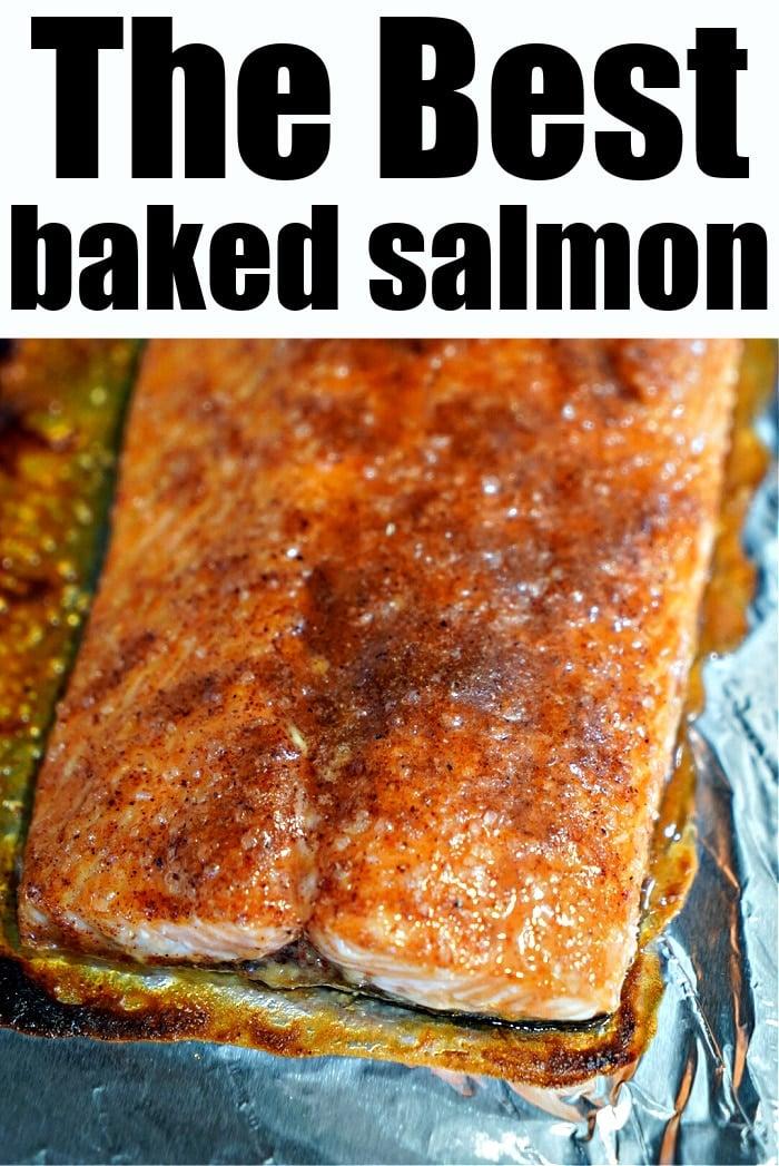 Best Baked Salmon