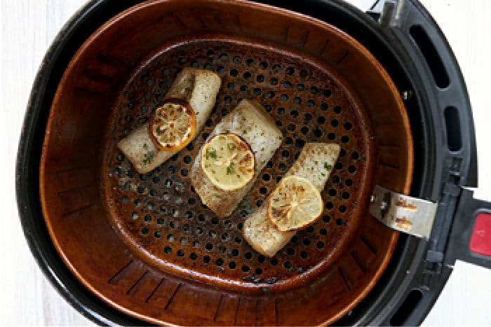 air fryer cod fish