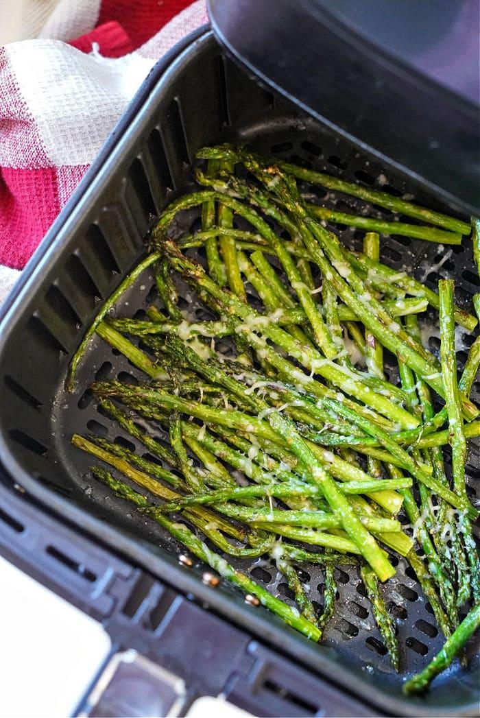 asparagus in the air fryer