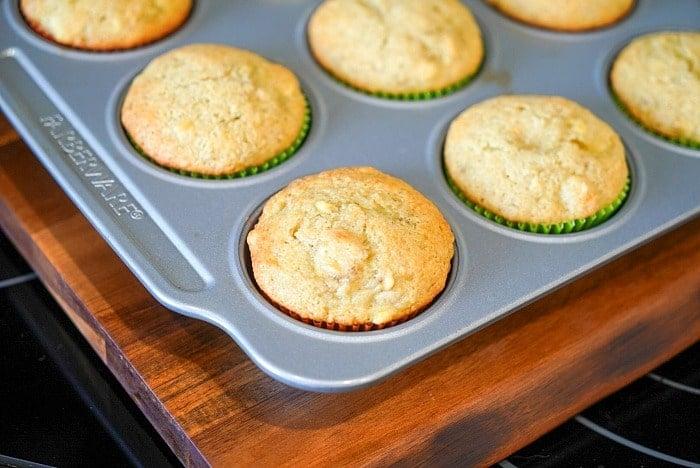 banana muffins recipe