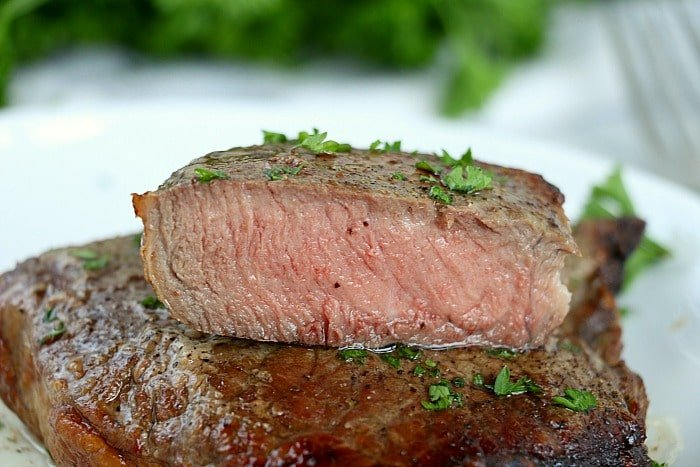 frozen air fryer steak