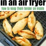frozen potstickers in air fryer