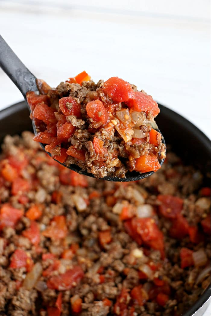 ground beef mix