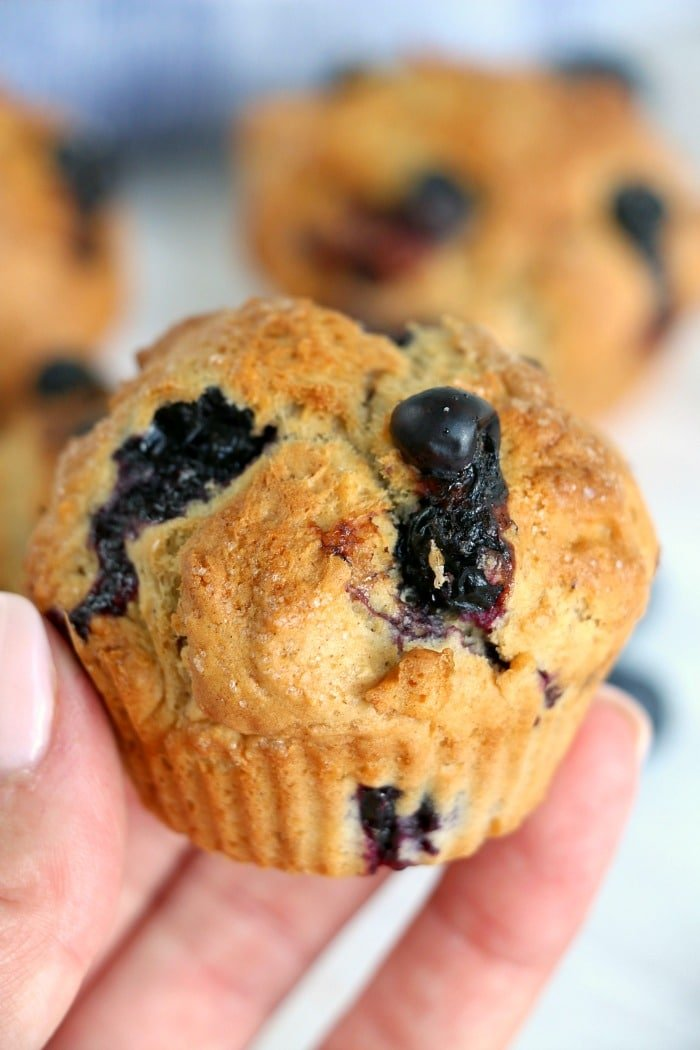 muffins in air fryer