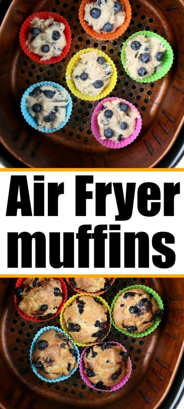 ninja foodi muffins