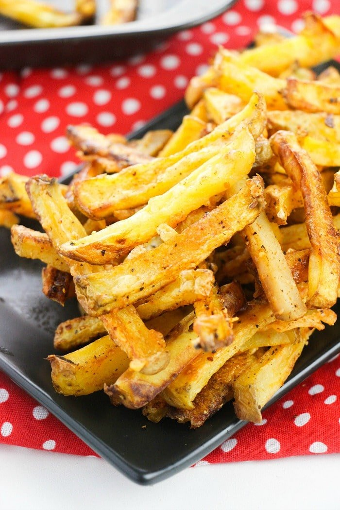 Best Homemade French Fries