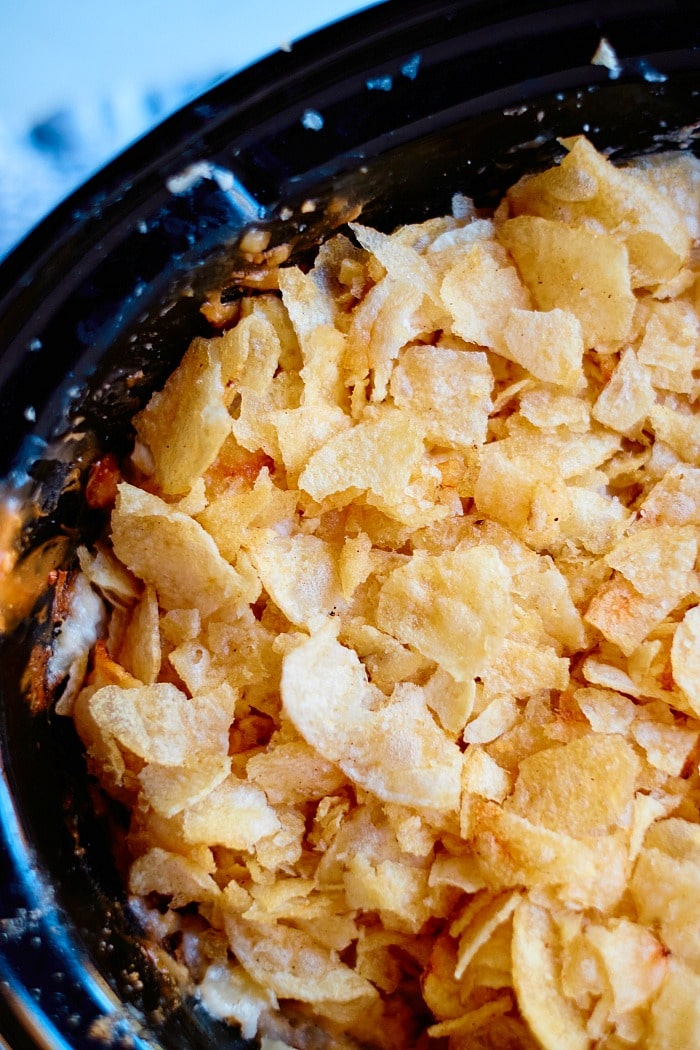 Crockpot Funeral Potatoes