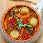 Instant Pot Stew Meat