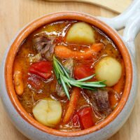 Instant Pot Stew Meat