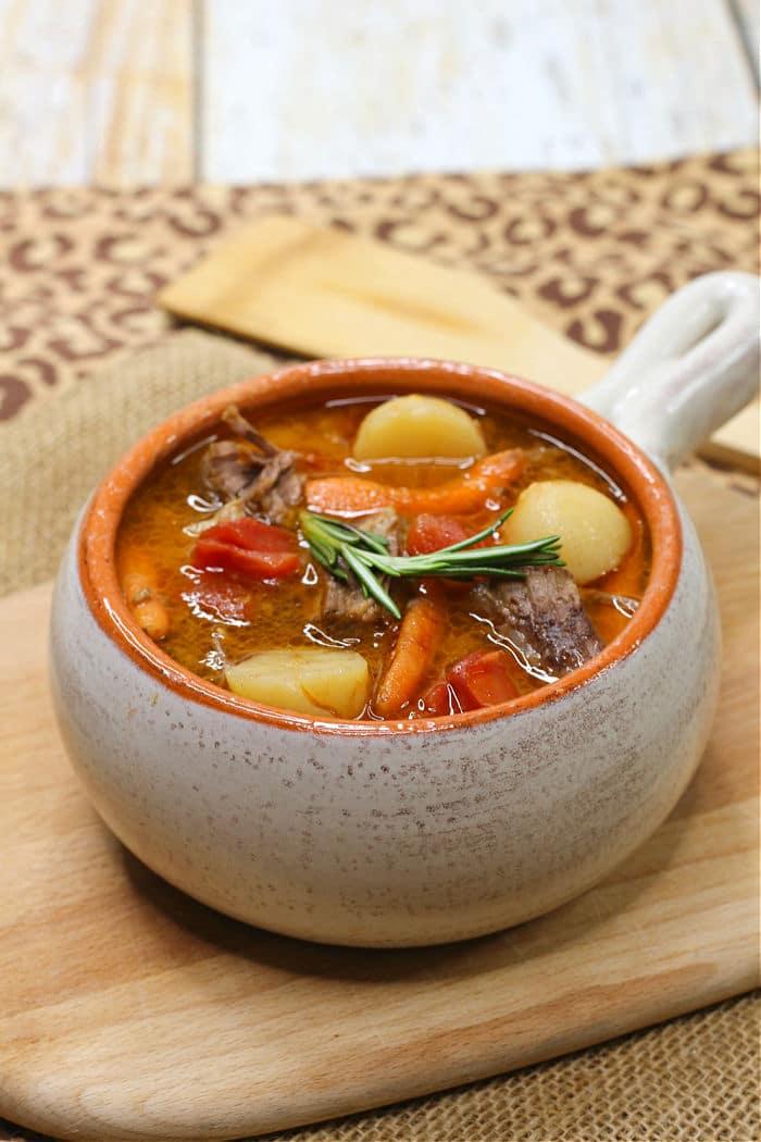 instant pot stew meat recipe