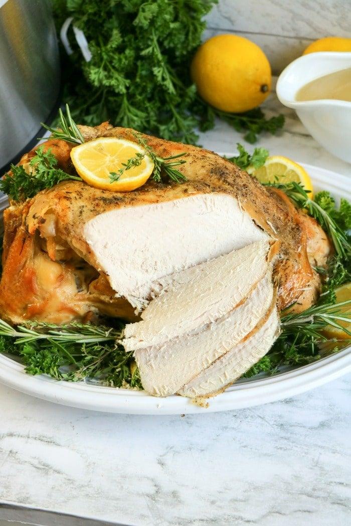 slow cooker turkey breast recipes