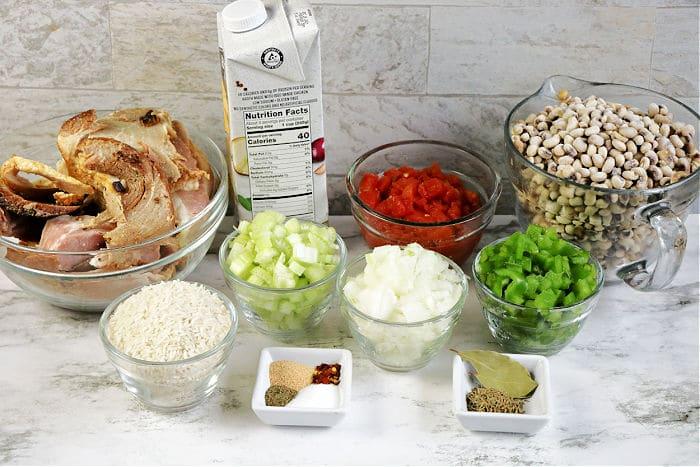 Slow Cooker Hoppin John recipe
